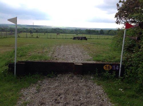 Fence 16 - Step up