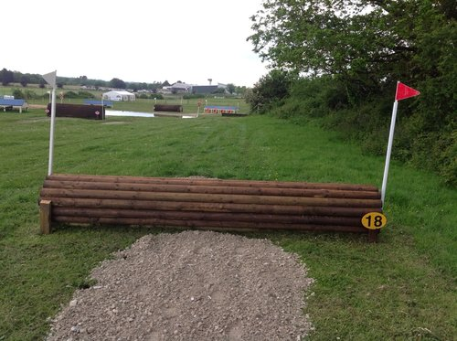 Fence 18 - Roll top