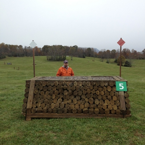 Obstacle 5 - Cordwood