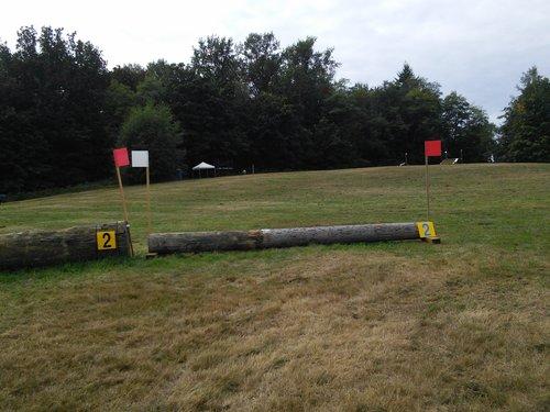 Fence 2 - Log Lineup
