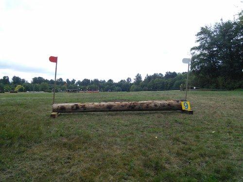 Fence 9 - Fort Langley Log