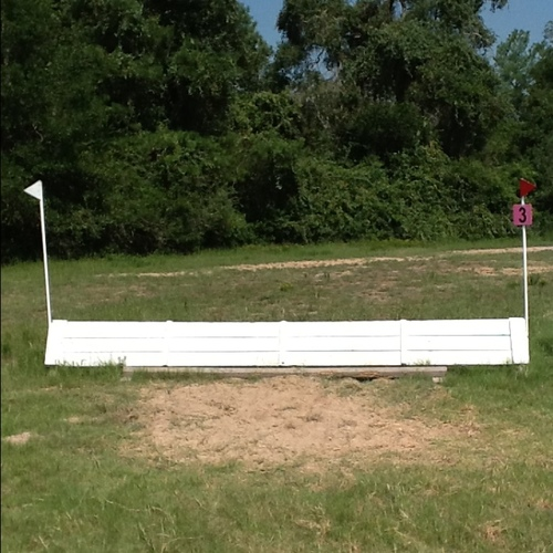 Fence 3 - White coop