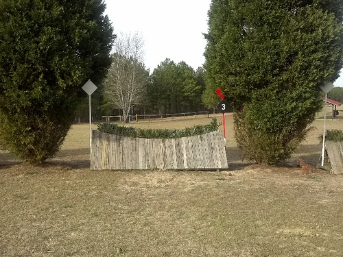 Fence 3 -