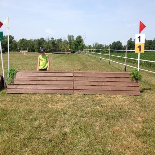 Fence 1 - Coop