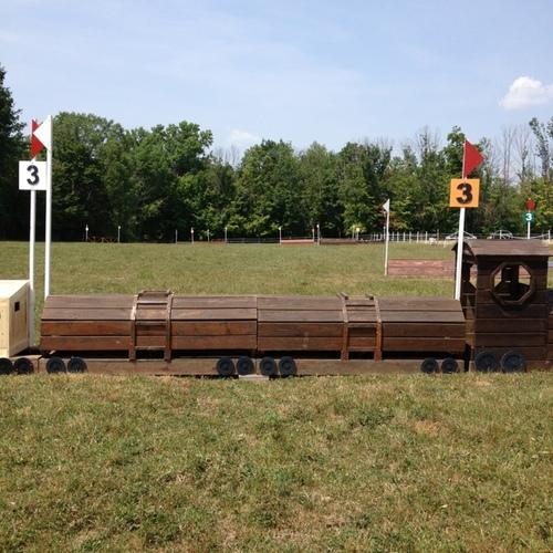 Fence 3 - Train