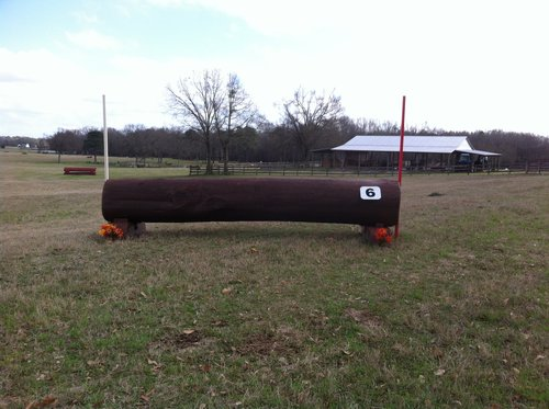 Fence 6 - Log
