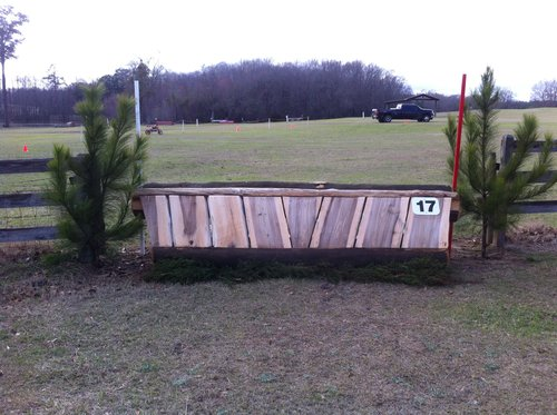 Fence 17 - Well Done!