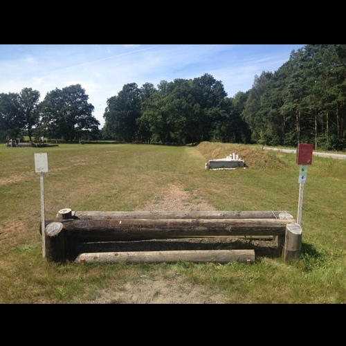 Fence 4 - Oxer