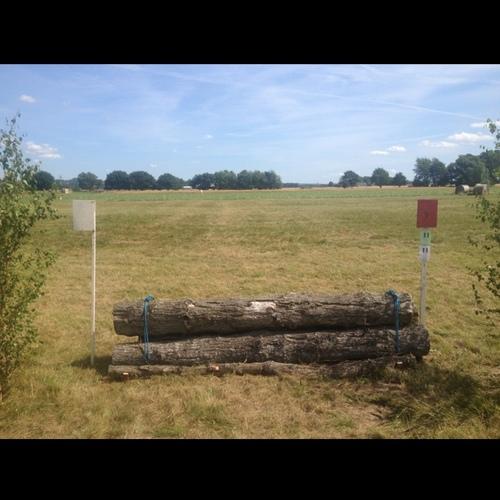 Fence 11 - Vedstapel