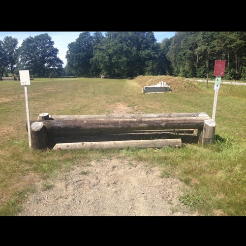 Fence 6 - Oxer