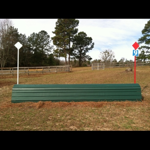 Fence 9 - Roll top
