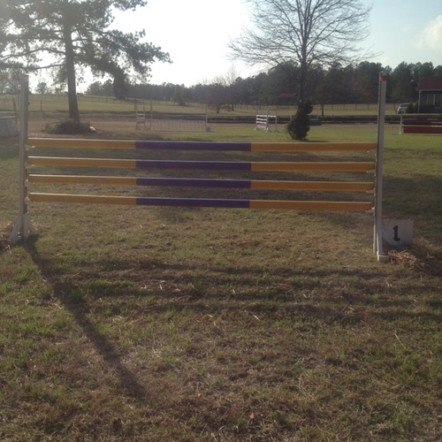 Fence 1 -