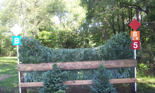 Fence 5 - Drop Brush