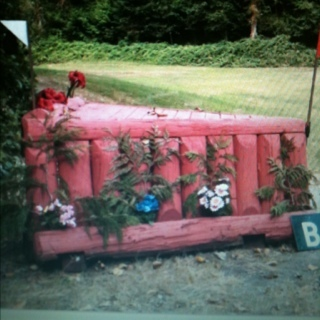 Fence 14B - Corner