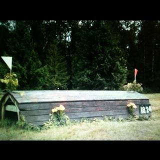 Fence 24 - Barn