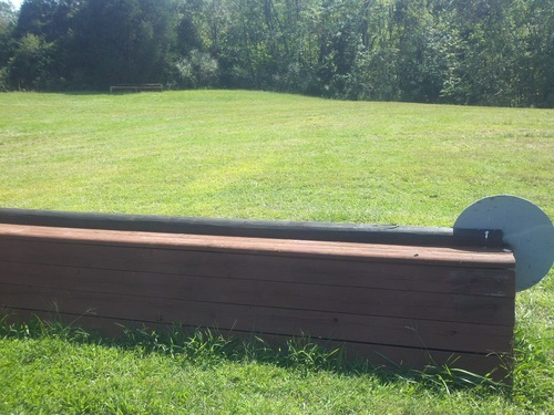 Fence 12 - Saw bench