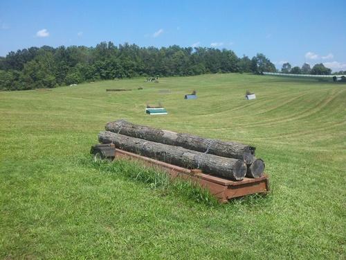 Fence 12 - Log Trailer