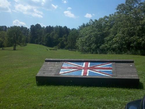 Fence 10 - Union Jack