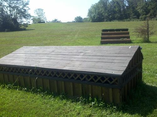 Fence 10A - Springhouse