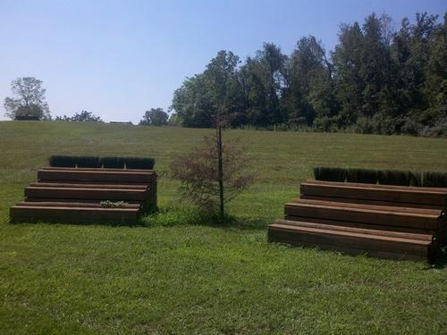 Fence 10B - Burghley Brushes