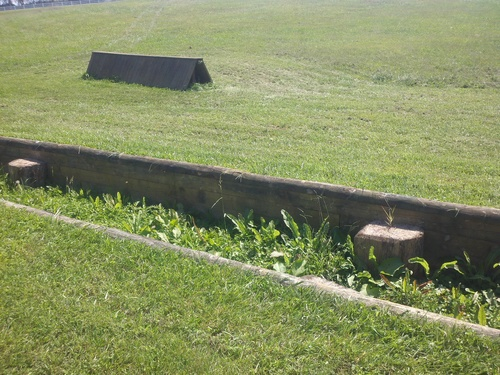 Fence 20 - Open Ditch