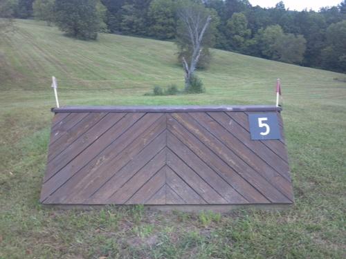 Fence 5 -