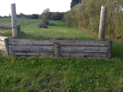 Fence 4 - Banket op