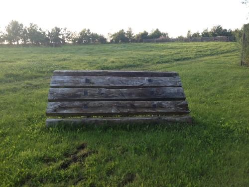 Fence 5 - Stopklodsen