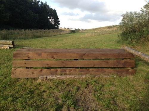Fence 3 - Foderskjul