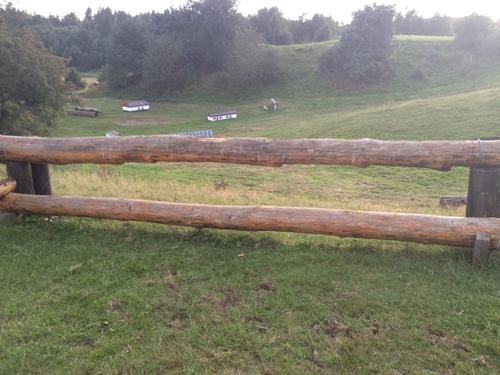 Fence 7 - Dyb landing med alternativ
