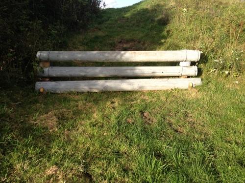 Fence 11 - Den lille grå