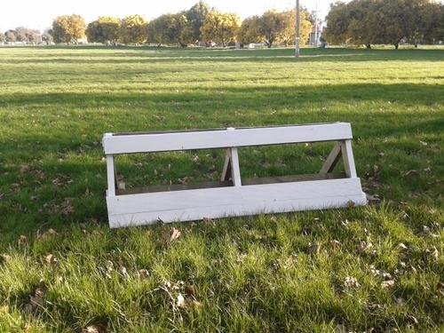 Fence 4 - Brush