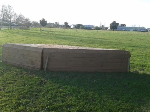 Fence 6 - Corner