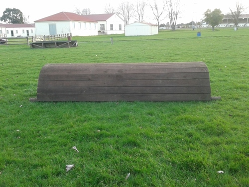 Fence 16 - Roll top