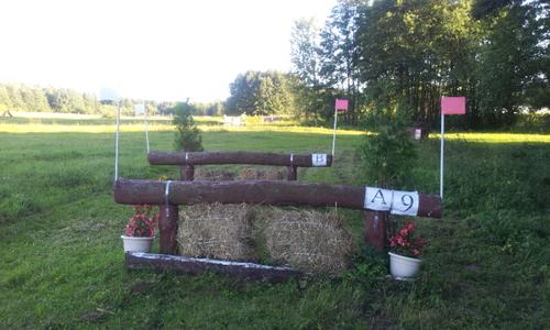 Fence 9AB -