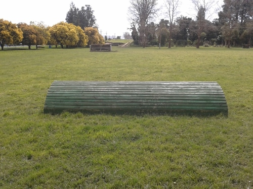 Fence 3 - Roll Top