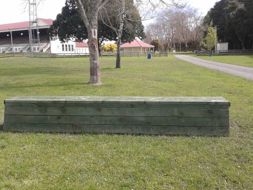 Fence 14 - Dutch Barn