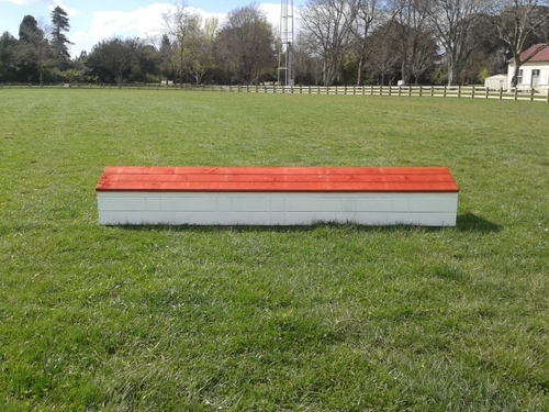 Fence 16 - Solway House