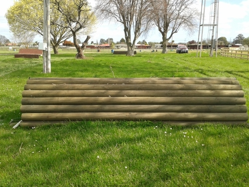 Fence 1 - Roll Top