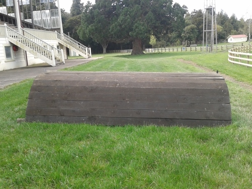 Fence 3 - Grandstand Roll Top