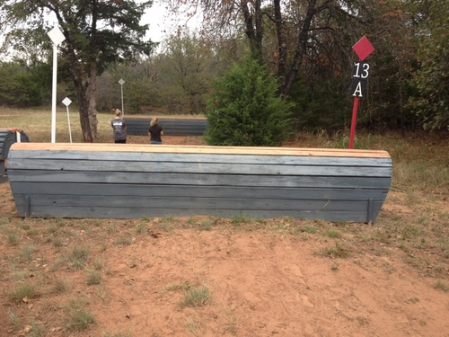 Fence 13A -