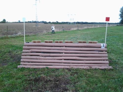 Fence 3 - Trekant kost