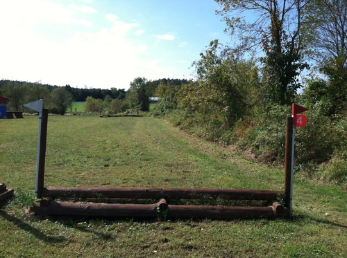 Fence 4 - Lincoln Logs