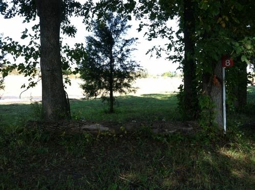 Fence 8 - Rappahannock River Log