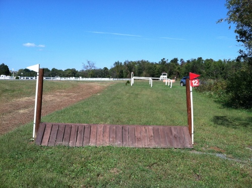 Fence 12 - Ramp Table