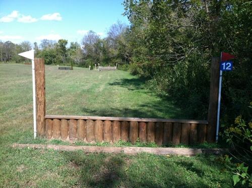 Fence 12 - Palisade
