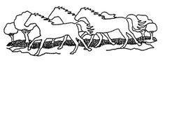 Cshp runninghorse logo